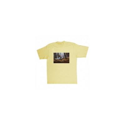 T-shirt scena caccia by R. BIANCHI - UDB