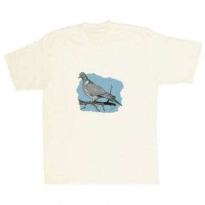 T-shirt colombaccio-UDB